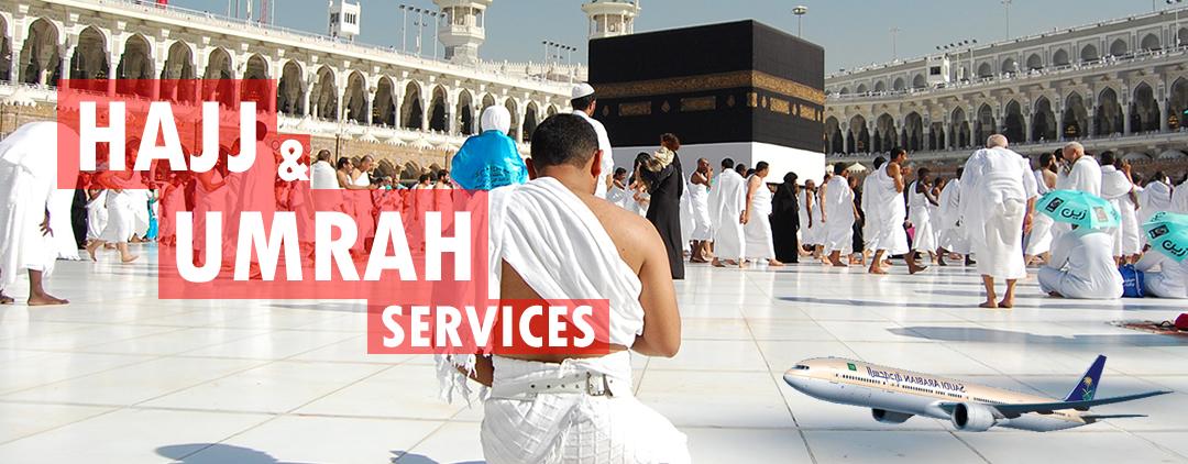Umrah Banner: Where Your Journey Begins